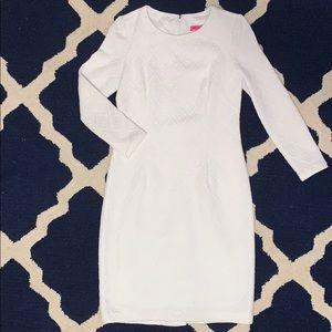 Betsy Johnson Long Sleeve Dress